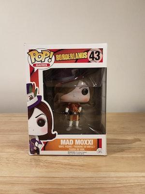 Mad Moxxi Borderlands Red Dress Pop Vinyl