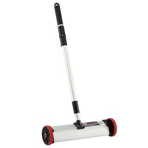 Toledo Pick-Up/Retrieval Tool Telescopic- Broom Style with Wheels