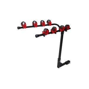 4 Car Bike Rack Carrier Rear Mount Bicycle Foldable Hitch