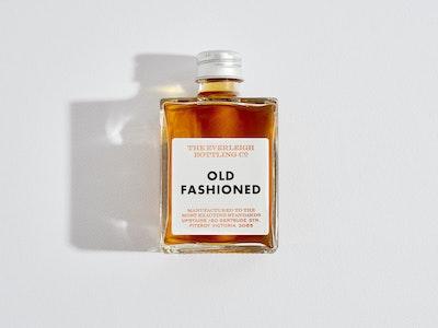 Old Fashioned Bottled Cocktail