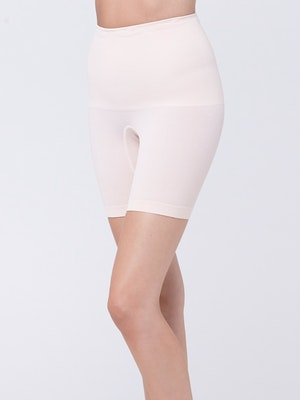 Recovery Compression Shorts - Pink