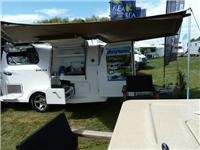 Hamilton be proud - one of your own makes a Kiwi crowd-stopper of a camper trailer