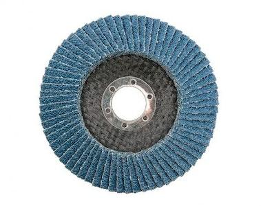 125mm Flap Discs Zirconia 100% - Packs of 5