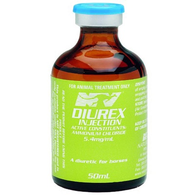 CEVA Diurex Diuretic for Bloating Blood Volume Pressure 50ml ($)