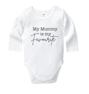 My Mummy is my Favourite Onesie