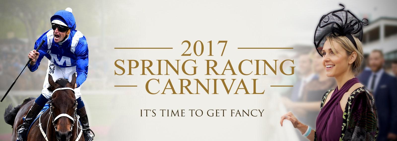 2017 SPRING RACING CARNIVAL