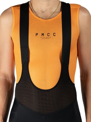 Pedal Mafia Mens PMCC Base Layer - Orange