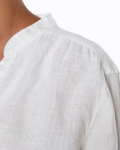 Sunny Beach Shirt  - White Sunny Beach Shirt  - White