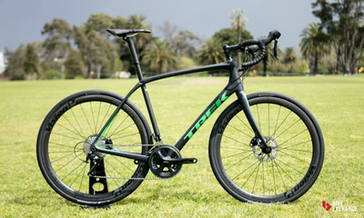 Trek Domane SL 5 Disc 2017 Review