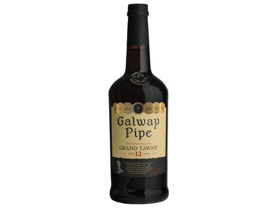 Galway Pipe 12 Year Old Grand Tawny 750mL