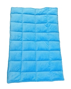 Weighted Travel Blanket - Fushia 2kg