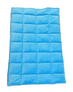 Weighted Travel Blanket - Fushia 2kg