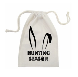 Hunting Season Easter Bag