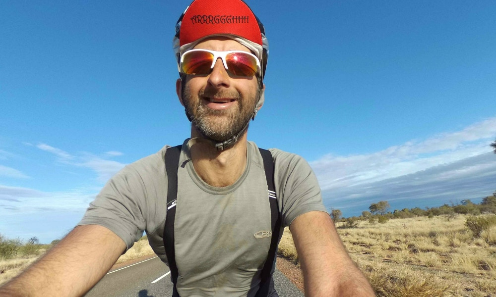 Tim Spiteri - an Outback Odyssey