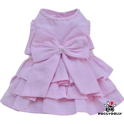 DoggyDolly SMALL DOG - Pink Doggy Dress