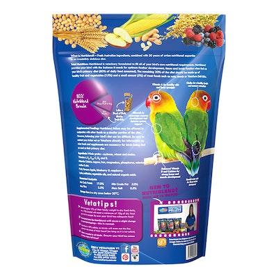 Vetafarm Nutriblend Mini Pellets Bird Food For Pet Bird Parrots - 3 Sizes