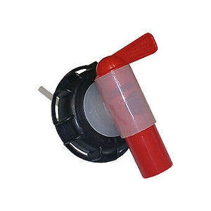 Plastic Tap for 20Lt Drum