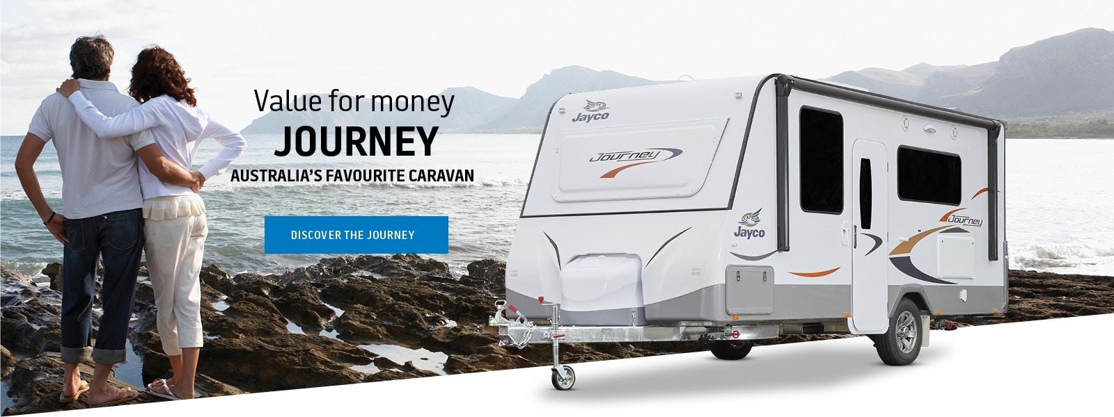 Journey Caravan