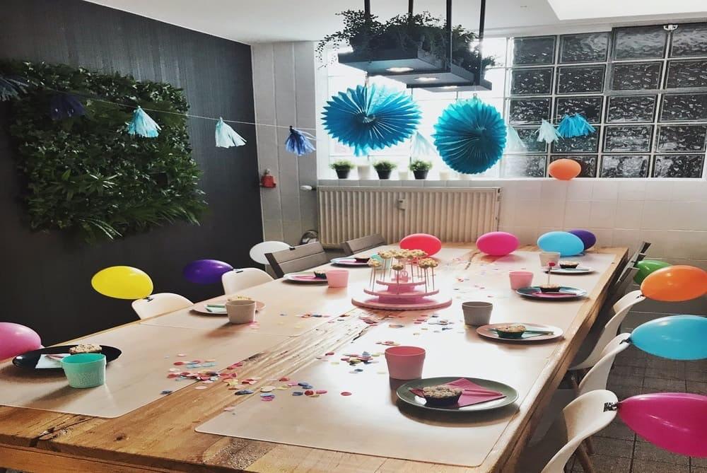 Spielend genießen - Kindergeburtstag im Konzeptcafé Mühlchens