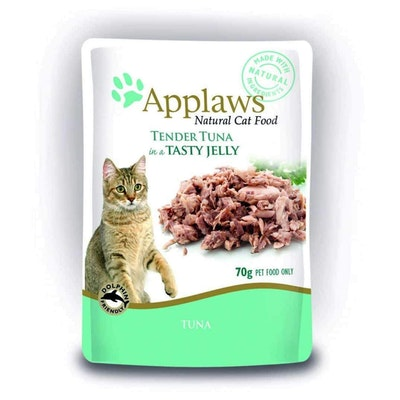 Applaws Tuna Wholemeat In Jelly Wet Cat Food 70G