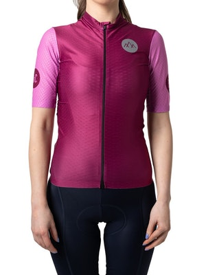 Band of Climbers Women's Summit Jersey - Violet