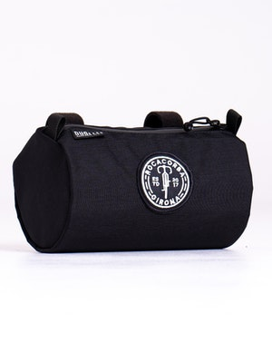 Rocacorba Clothing Girona Handlebar Bag   Black Edition