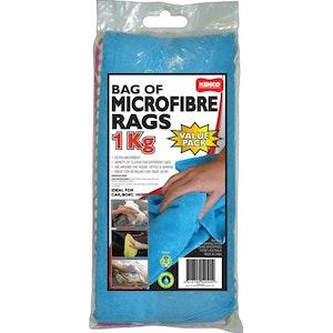 Kenco Microfibre Cloths 1kg Bag