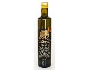 Paradiso Cert Org Extra Virgin Olive Oil 500ml