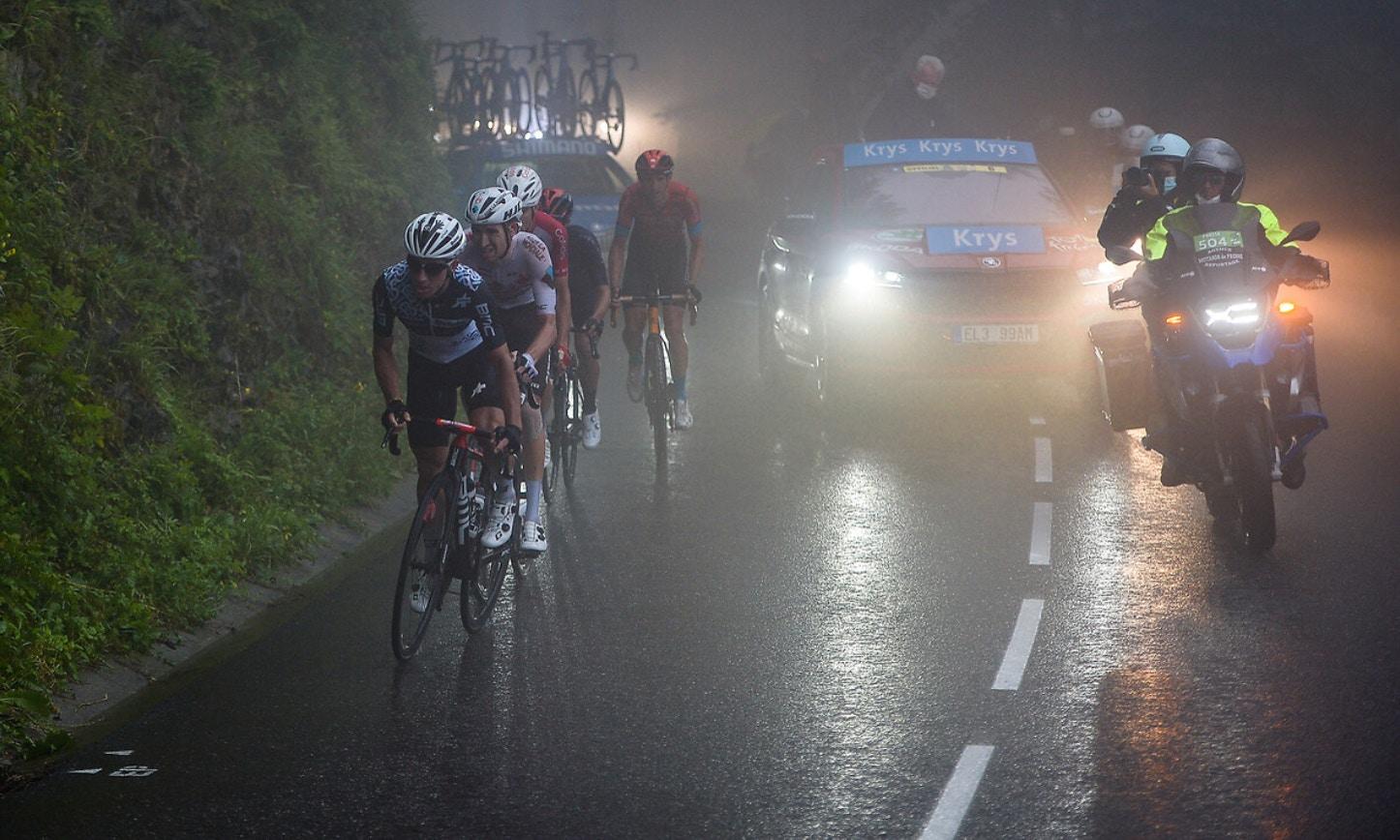 Tour de France 2021: Stage Eight Recap