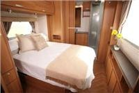 Optimum double slide out extends RV luxury linked to 3 year Jayco Roadside Assist