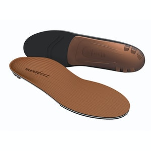 Boutique Medical Superfeet Insoles Inserts Orthotics Arch Support Cushion - Carbon