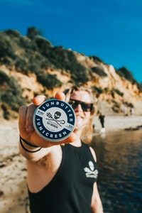SunButter Skincare Sea Shepherd X Sunbutter SPF50 Sunscreen