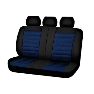 Universal Opulence Rear Seat Covers Size 06/08S | Blue