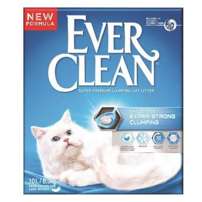 EVER CLEAN Unscented Extra Strong Clumping Cat Litter
