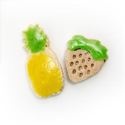 Veggie Paws Fruit Salad 150G