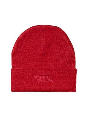 Attaquer Machina Beanie Red