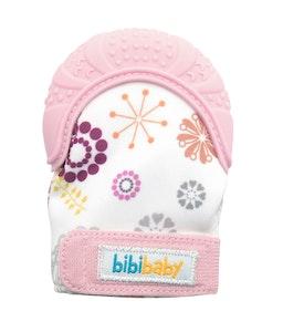 BibiLand BibiBaby Teething Mitts - Pink