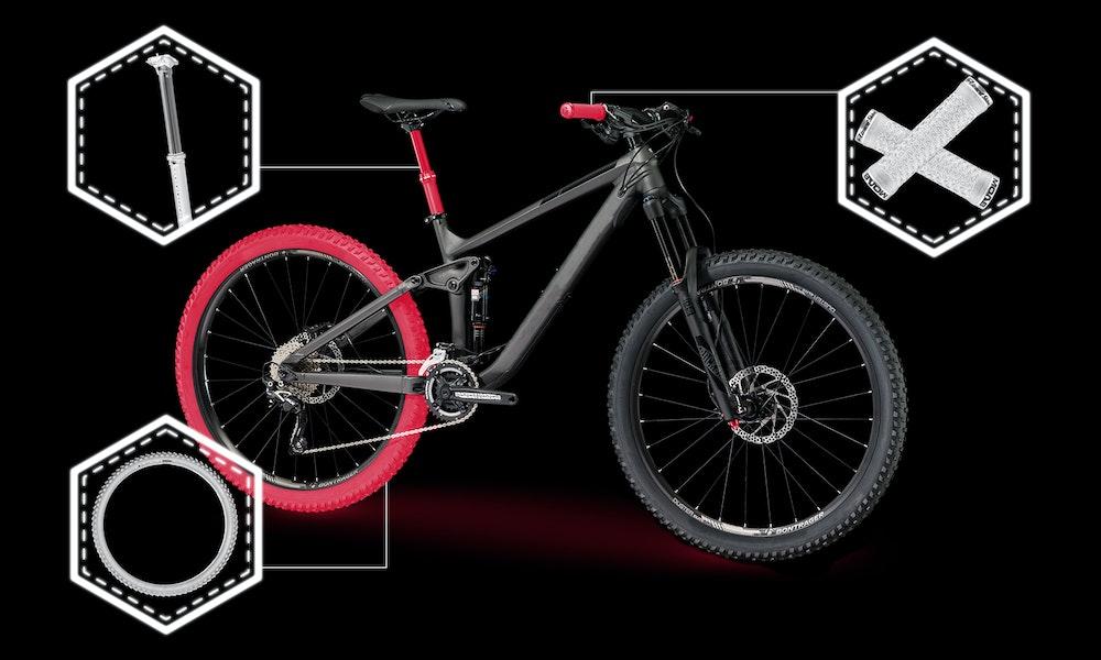 Best Budget Mountain Bike >> Best Value Mountain Bike Upgrades