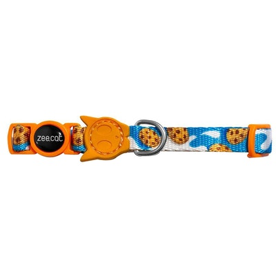 Zee Cat Milky Adjustable Safety Cat Collar 20-30cm