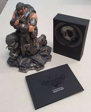 Gears of War 3 EPIC Edition (No Game)