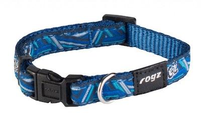 Rogz Collar Navy Zen