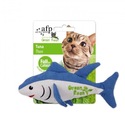 All For Paws Green Rush Tuna