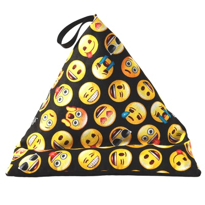 DIRECTLY TO YOU IN AUS  EMOJIS / EMOTICONS - Phone, Book, Kindle, Tablet Pillow Stand, Mini Beanbag 2021