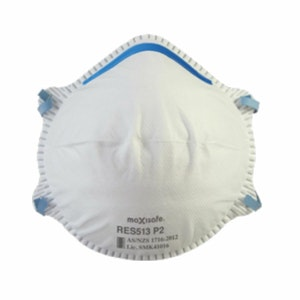P2 Unvalved Respirator Pk20