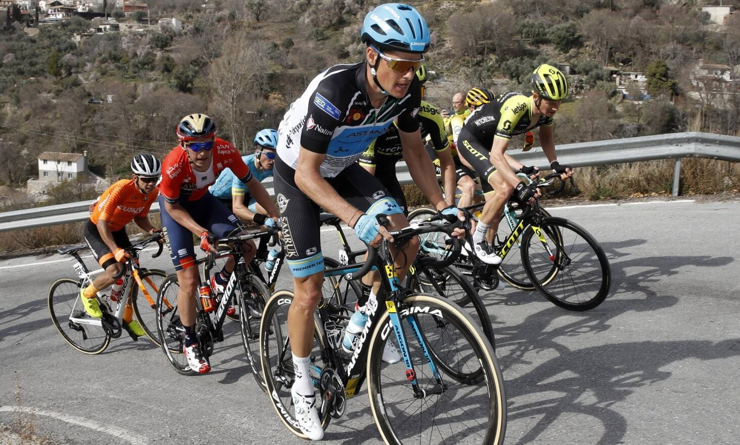 NORTHWAVE ONE-TWO IN ANDALUCIA: JAKOB FUGLSANG CLAIMS OVERALL WIN