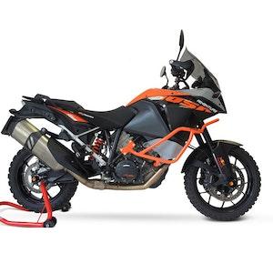 Crash Bars Engine Protectors - KTM 1050 Adventure 15-17 Orange