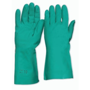 Nitrile Chemical Glove - 33cm/Pk12