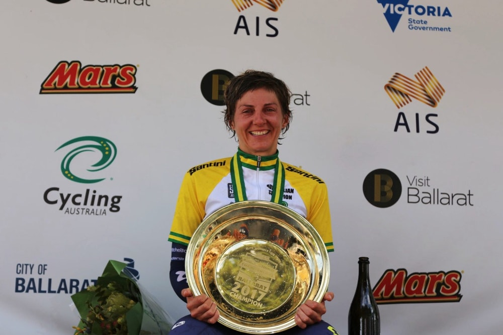 australian road national championships women time trial katrin garfoot orica scott