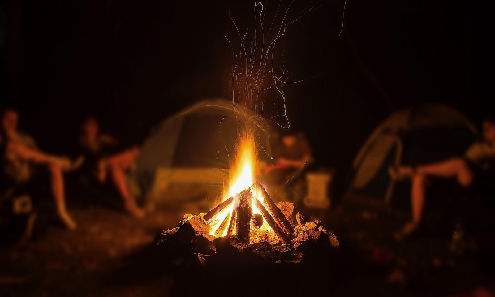 New Year's Eve Camping Tips