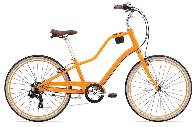 iwant PARK, Cruiser Bikes